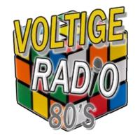 Logo of radio station VOLTIGE RADIO 80s