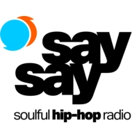 Logo of radio station say say soulful hip-hop