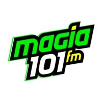 Logo of radio station XHUNO Magia 101 FM