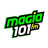 Logo of radio station Magia 101