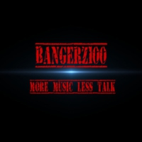 Logo of radio station BANGERZ100