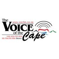 Logo of radio station The Voice of the Cape