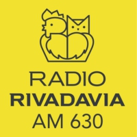 Logo of radio station Radio Rivadavia AM630