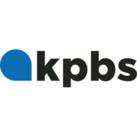Logo of radio station KPBS San Diego Public Radio