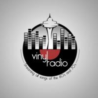 Logo de la radio Vinyl radio