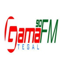 Logo of radio station Gama FM Tegal