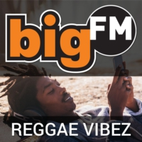 Logo of radio station bigFM Reggae Vibez