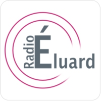 Logo of radio station Radio-Eluard
