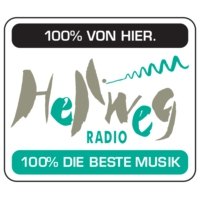 Logo of radio station Hellweg Radio West