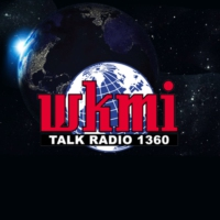 Logo of radio station 1360 WKMI