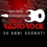 Logo of radio station Radio Rock 106.6