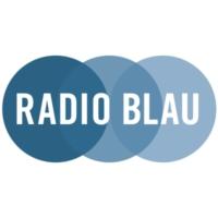 Logo of radio station Radio Blau
