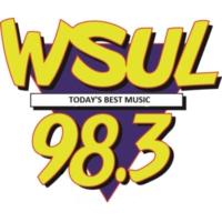 Logo de la radio 98.3 WSUL