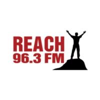 Logo of radio station CJGY Reach 96.3 FM
