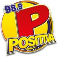 Logo of radio station Positiva FM