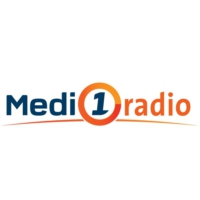 Logo of radio station Medi1 International