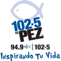 Logo de la radio KLTY El PEZ 94.9 HD2