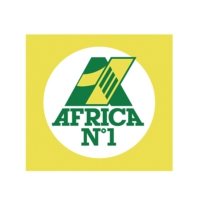 Logo of radio station Africa N°1