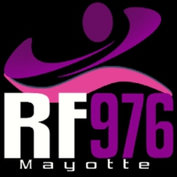 Logo of radio station RF976 Mayotte