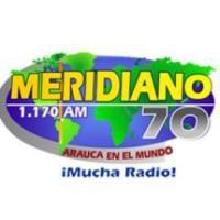 Logo de la radio Todelar Radio - Meridiano 70