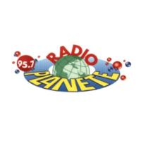 Logo of radio station Radio Planète