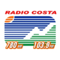 Logo of radio station XELD Radio Costa
