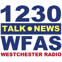 Logo de la radio WFAS News Talk 1230