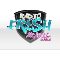 Logo of radio station Fresh Radio Arabic Dance