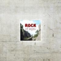 Logo de la radio The Rock of Ages