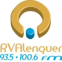 Logo de la radio Rádio Voz de Alenquer