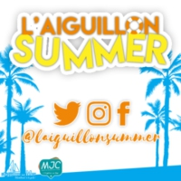 Logo of radio station L'Aiguillon Summer