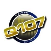 Logo of radio station WQLT FM Q107