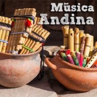 Logo de la radio Miled Music Andina
