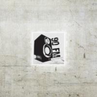Logo of radio station 90 FM