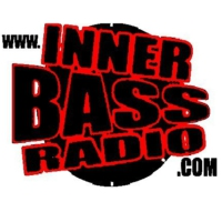 Logo of radio station Inner Bass Radio