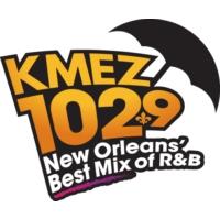 Logo of radio station KMEZ 102.9