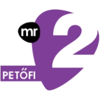 Logo of radio station Radio Petõfi
