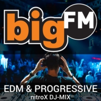 Logo of radio station bigFM EDM & Progressive