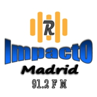 Logo of radio station Radio Impacto Madrid
