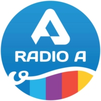 Logo of radio station Radio A Nelson