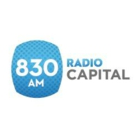Logo de la radio Radio Capital 830 AM