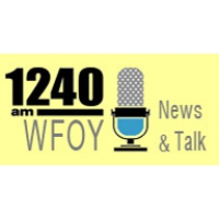 Logo of radio station WFOY 1240 AM