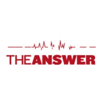 Logo de la radio WNYM The Answer AM 970