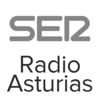 Logo of radio station Radio Asturias