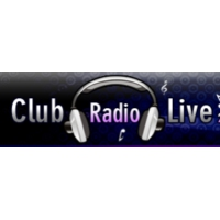 Logo of radio station Club Radio Live