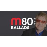 Logo of radio station M80 Rádio - Ballads