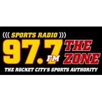 Logo of radio station WZZN The Zone 97.7