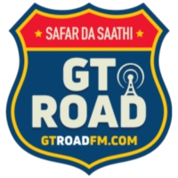 Logo of radio station GT Road FM