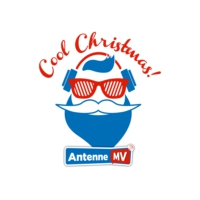 Logo de la radio Antenne MV - Cool Christmas