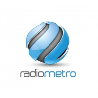 Logo of radio station Radio Metro